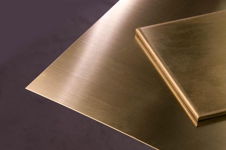 260 Brass Plate