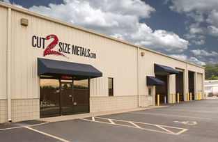 Cut 2 Size Metals Headquarters
