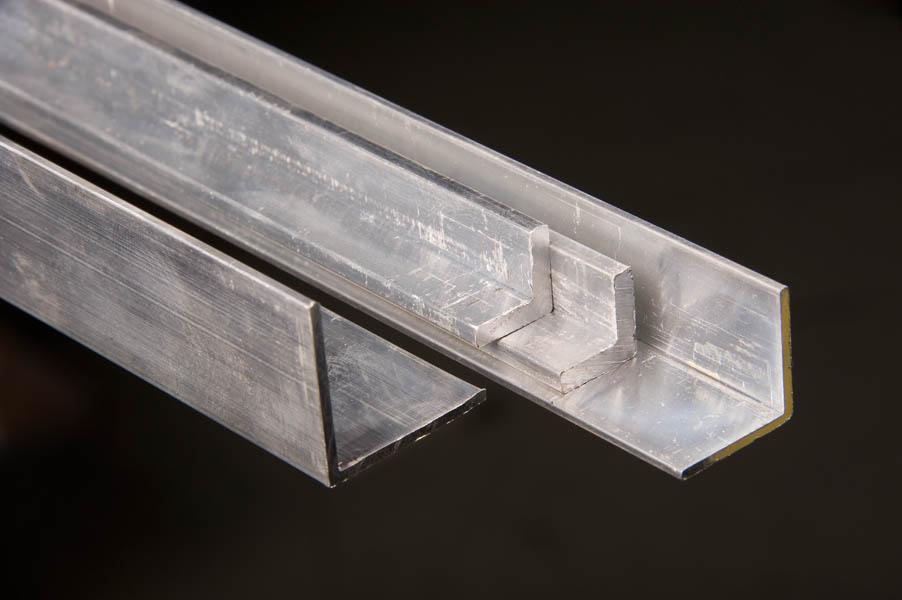 Aluminum Angle 6061 6063 Cut 2 Size Metals Esmw