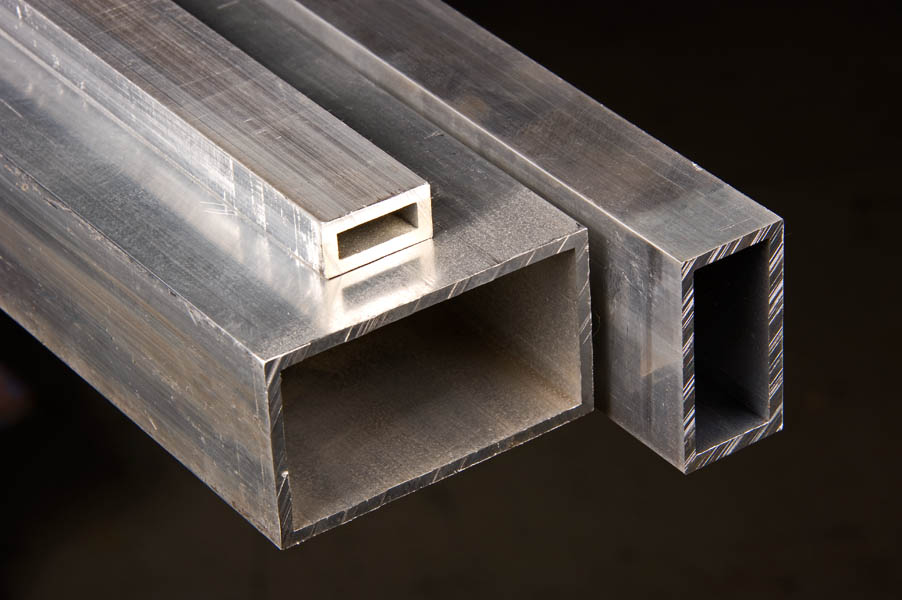Aluminum Tubing Sizes >> Aluminum Rectangular Tubing - 6063-T5 | Cut 2 Size Metals - ESMW