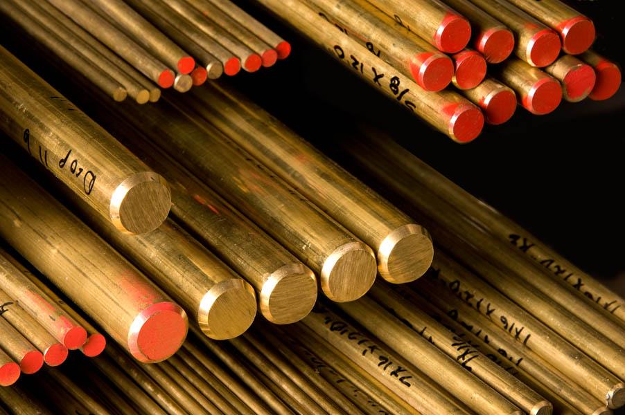 360 Brass Round Brass Rod Cut 2 Size Metals Esmw