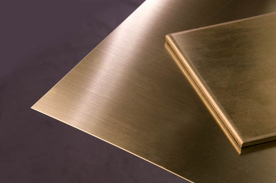 Brass Sheet Alloy 260 Cut 2 Size Metals Esmw