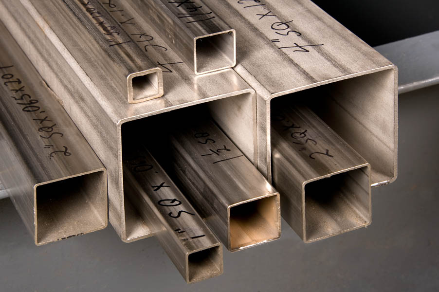 Stainless Steel Square Tube | Type 304 | Square Tubing | | Cut 2 ...
