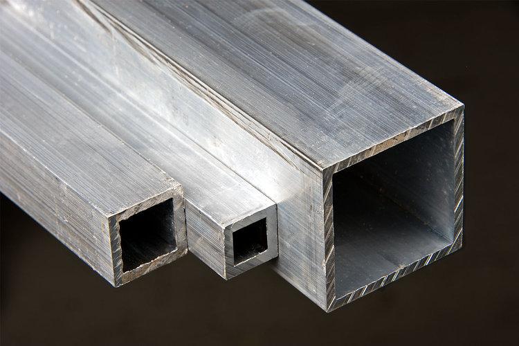 Aluminum Square Tubing 6063 T5