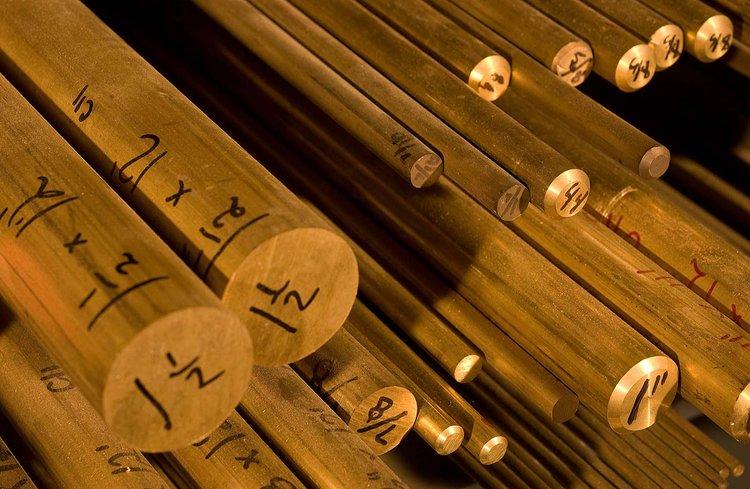 360 Brass Round Brass Rod