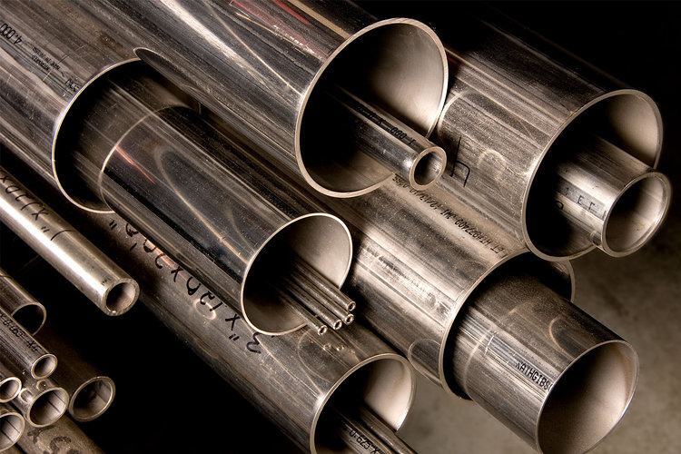 Stainless steel tubing round tube